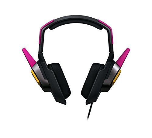 Razer D.Va Meka Headset - Exclusive Overwatch Edition - Analog Gaming (RZ04-02400100-R3M1)]()