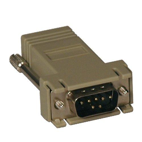 Console Server Adapter - Cisco Rj45 F to Db9 M - Straight TRIPP LITE B090-A9M