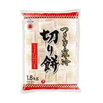 【Amazon.co.jp 限定】越後製菓 つきたて寒冷切り餅 1.8kg