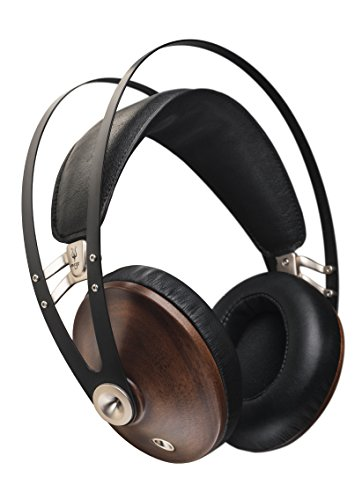 Meze 99 Classics Walnut Silver Headphones (Silver & Black) by Meze