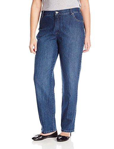 Gloria Vanderbilt Amanda Classic Fit Tapered Leg Womens Jeans (Color: Phoenix) (18 - Outlets Phoenix At