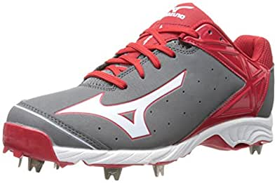 Mizuno Mens 9-Spike Adv. Swagger-M 9-Spike Adv. Swagger-m Grey Size: 11.5 M US