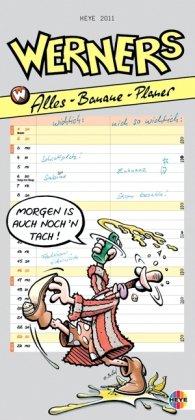 Werner slim Kalender 2011 Kalender – 1. Mai 2010 Heye Heye in Kalenderverlag KVH 3840104262 Humor