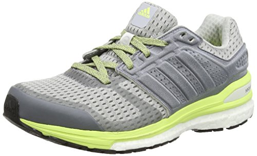adidas Supernova Sequence Boost mujer 8 W Zapatillas para mujer Boost Gris d65b62