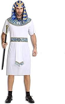 thematys® Disfraz de faraón Egipto para Hombre Cosplay, Carnaval y ...