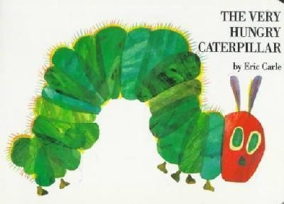 Carle Slipcase Set The Very Hungry Caterpillar; The Very Busy Spider; The Very Quiet Cricket
