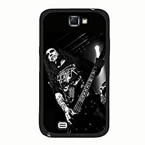 Customized Members Popular Slayer Phone Case Cover for Samsung Galaxy Note 2 N7100
