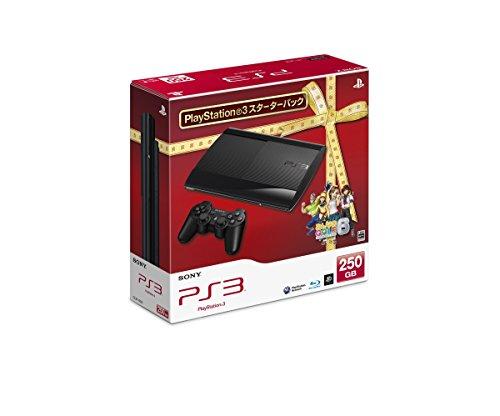 (Golf 6 bundling all PlayStation 3 250GB Starter Pack Charcoal Black (CEJH-10022))