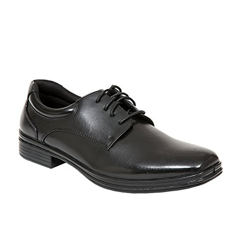 Soft Stags Para Hombre Ed Plain Toe Oxford Negro 8.5w (us)