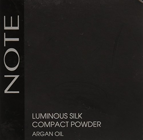 NOTE Cosmetics Luminous Silk Compact Powder, No. 03, 0.19 Ounce