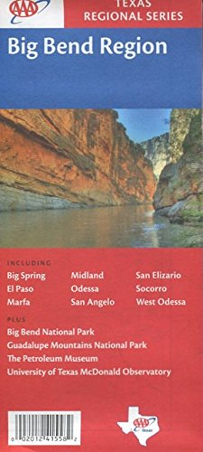 big bend map - 8