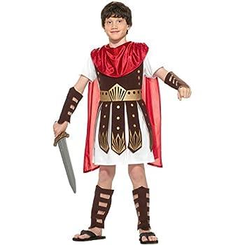 Amazon.com: Bristol Novelty CC592 Roman Soldier Costume ...