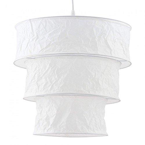 Pendel Leuchte Reis Papier Decken Lampe Hänge Beleuchtung Eglo 30928