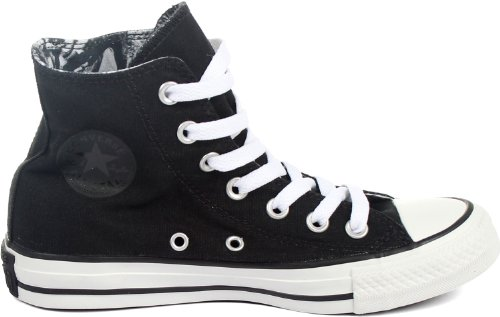 Converse Chuck Taylor Ct Hola Sábado Negro Negro Hi-top Calzado CT HI BLACK