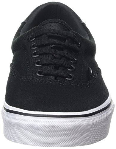 Vans Era 59, Zapatillas Unisex Adulto Negro (C&P Black/True White)