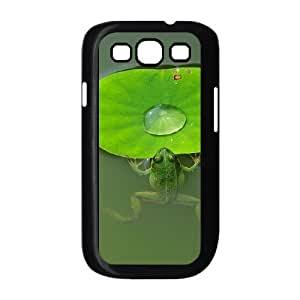 Brand New Cute Frog MHIY236758 2D Phone Case for Samsung Galaxy S3 I9300 at Mhuadiy