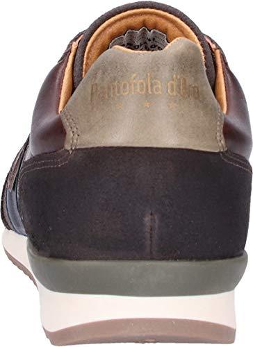 Pantofola Iku Coffee d'Oro Teramo Braun Uomo Sneaker Herren Bean Low vxvqT1wrO