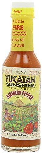 Sauce Yucatan Hot (Pack of 6)