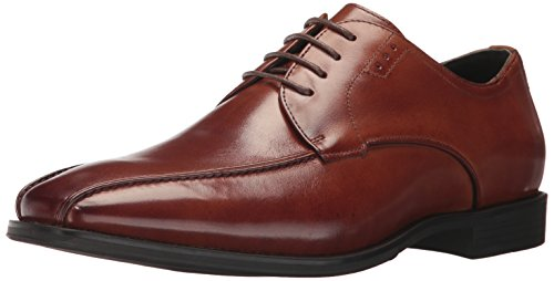 Stacy Adams Men's Logan Bike-Toe Lace-up Oxford - Logan Leather Shoes