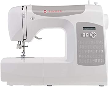 Singer C5205 máquina de Coser Computerised Sewing Machine ...
