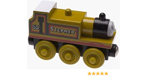 Amazon.com: Thomas & Friends Wooden Railway - Stepney - Loose Brand ...