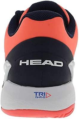 Head REVOLT PRO 2.5 MUJER CORAL NEGRO 274008 COBI: Amazon.es ...