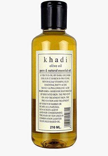 Khadi Olive Oil, 210ml