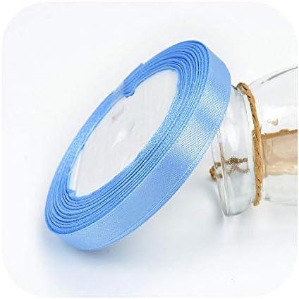 kawayi-桃 25ヤード/ロールグログランサテンリボン結婚式の誕生日パーティーの装飾DIY弓クラフトリボンカードギフトラッピング用品-35-15mm