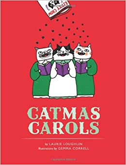 Book Catmas Carols, Revised Edition