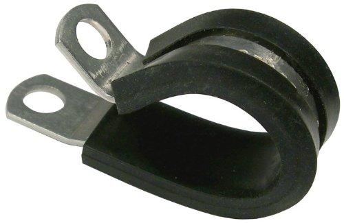 Pico 7323pt 1-3/8rubber Ins Alum Clamp - Clamp Alum