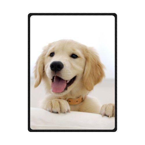 - WECE Perfect Labrador Retriever Fleece Blanket Throws Soft Size 58