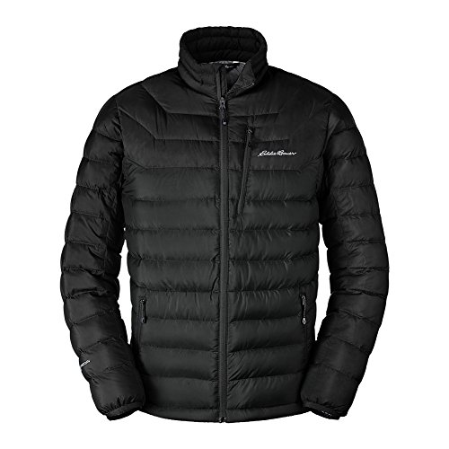 Eddie Bauer Men's Downlight StormDown Jacket, Black Regular M by Eddie Bauer