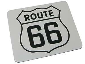 Corvette Central Route 66: Mouse Pad