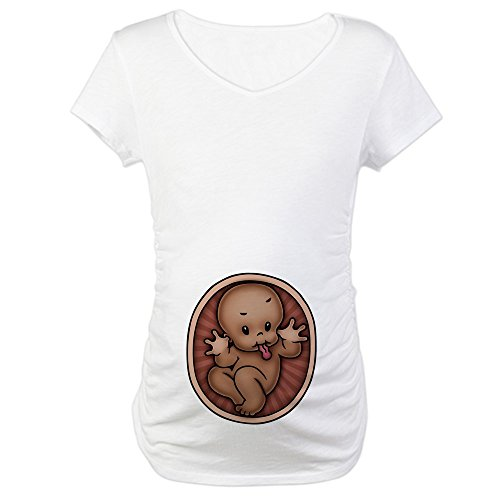 CafePress Maternity T Shirt T shirt Pregnancy