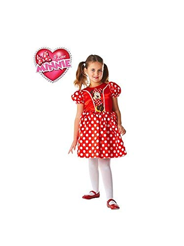 DISBACANAL Disfraz Minnie Mouse Disney - -, 5-6 años: Amazon.es ...