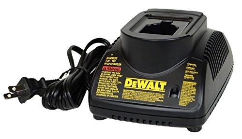 - Dewalt DW9226 7.2V - 18V NiCd 1-Hour Battery Charger