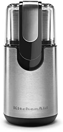 KitchenAid BCG111OB Blade Coffee Grinder - Onyx Black