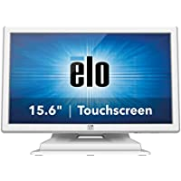 Elo E019027 Desktop Touch 1519LM AccuTouch 15.6 LCD Monitor White