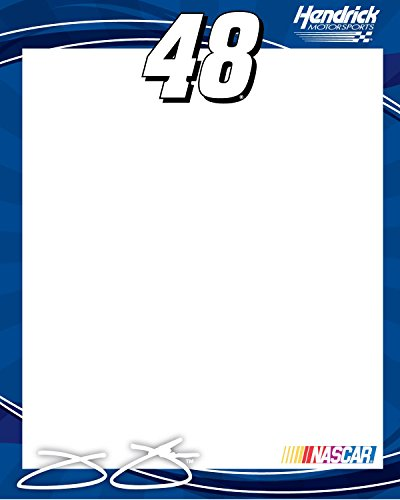 JIMMIE JOHNSON DRY ERASE BOARD-NASCAR #48 JIMMIE JOHNSON DRY ERASE BOARD-8