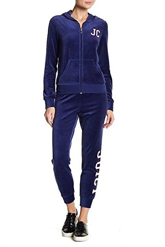- Juicy Couture Velour Tracksuit Women's (Sweater Jacket & Sweat Pants) Small (S)