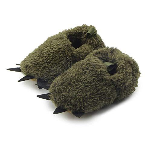 Blanda Invierno Botas Ajustable Verde En Suela Primeros Zapatos Calcetín El De Antideslizante Amorar Bebé Con Botitas Bootie Bna6xI0