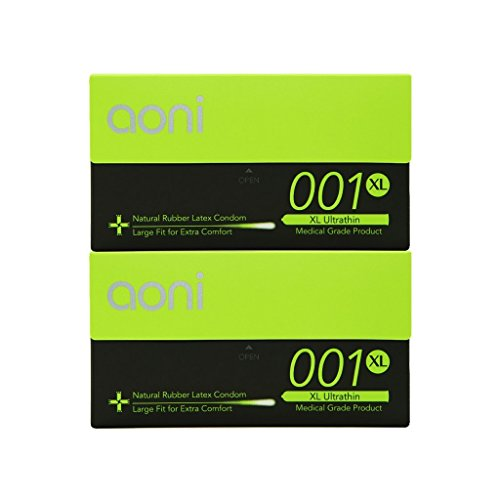 Aoni Condoms Value Pack Ultrathin product image