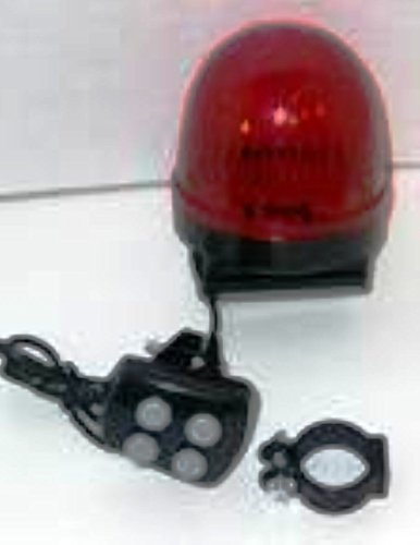 Police Light & Electric Horn Dome Light