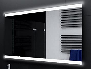 Badspiegel Designo Ma2510 Mit A Led Beleuchtung B 80 Cm X H