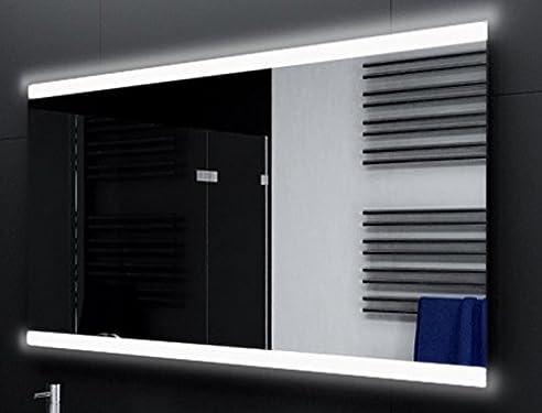 Badspiegel Designo Ma2510 Mit A++ Led Beleuchtung - (B) 120 Cm X