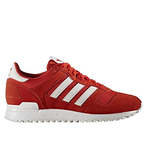 Red Adidas Basses Sneakers footwear White Core energy Homme Zx 750 7qqYPwvT