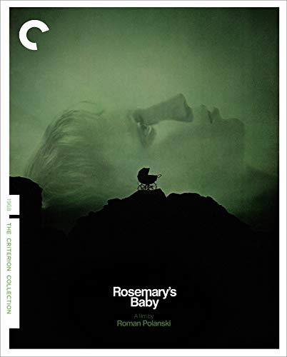 Rosemary's Baby (The Criterion Collection) [Blu-ray] -