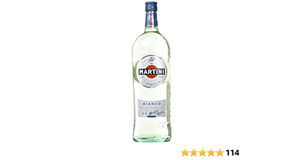 Martini Bianco Vermut, 1500ml: Amazon.es: Alimentación y ...