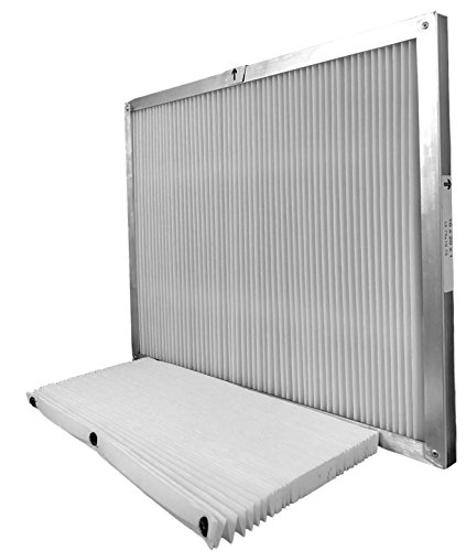 15x20x1 Accumulair Refillable Allergen Air & Furnace Filter with Reusable/Washable Frame by Accumulair