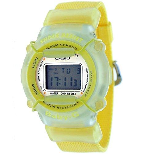 CASIO BG-301B-9V - Reloj digital para mujer BABY-G - Crono Alarma Luz Sumergible: Amazon.es: Relojes